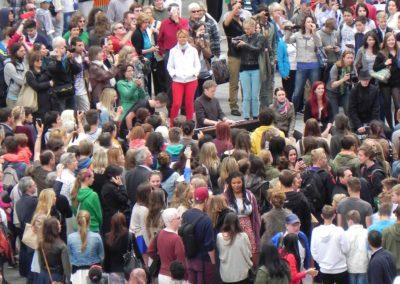 Flashmob_Hegelgasse_12 – 06