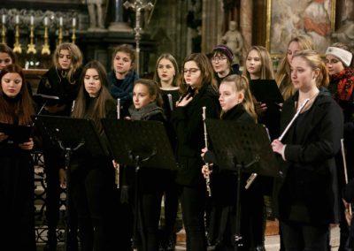 Schulchor_Hegelgasse_12_Musikzweig_Konzert_Stephansdom_Dezember_17 – 14