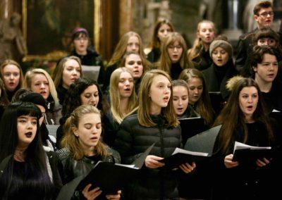Schulchor_Hegelgasse_12_Musikzweig_Konzert_Stephansdom_Dezember_17 – 19