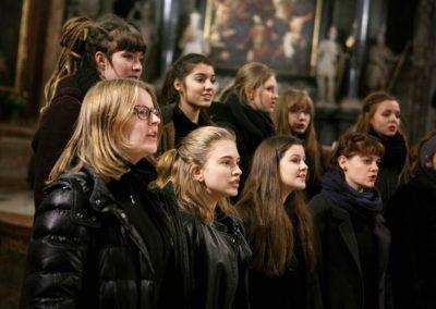 Schulchor_Hegelgasse_12_Musikzweig_Konzert_Stephansdom_Dezember_17 – 23