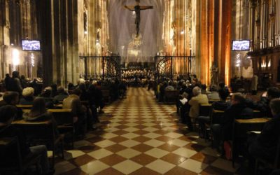 COMING SOON: Messgestaltung Dom zu St. Stephan, Mai 2018