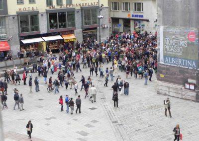 Flashmob_Hegelgasse_12 – 10