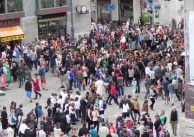 Flashmob_Hegelgasse_12 – 12
