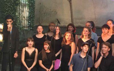 "8C eröffnet Vernissage ""arbeit plus wien"", September 2018"