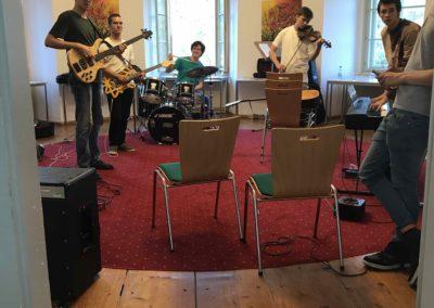 Musikwoche Weinberg 2018 - 19 von 24