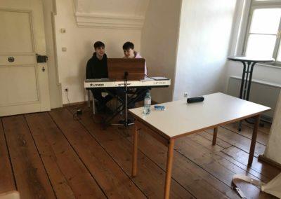 Musikwoche Weinberg 2018 - 3 von 24