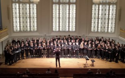 chorus h12 im Konzerthaus, Jänner 2019