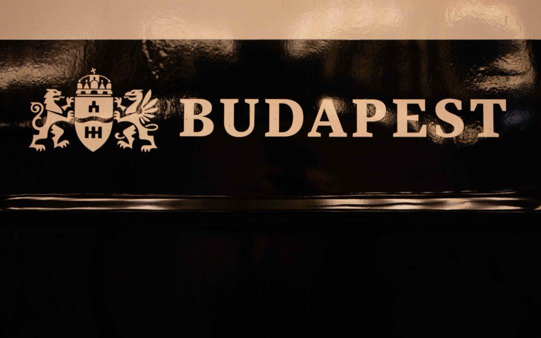 Kulturtage Budapest 8C, Oktober 2019