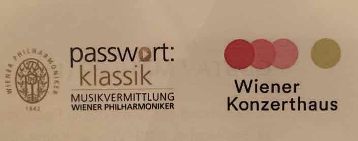 Generalprobenbesuch 7C/8C im Konzerthaus, September 2019