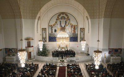 Weihnachtskonzerte im Stephansdom und in der Otto-Wagner-Kirche, Dezember 2019