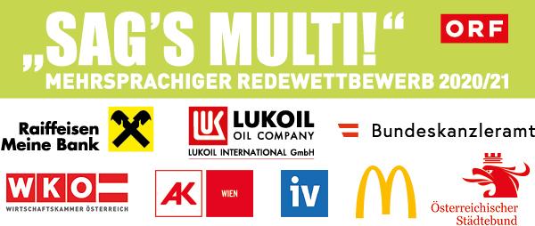"Redewettbewerb ""Sag's Multi!"""